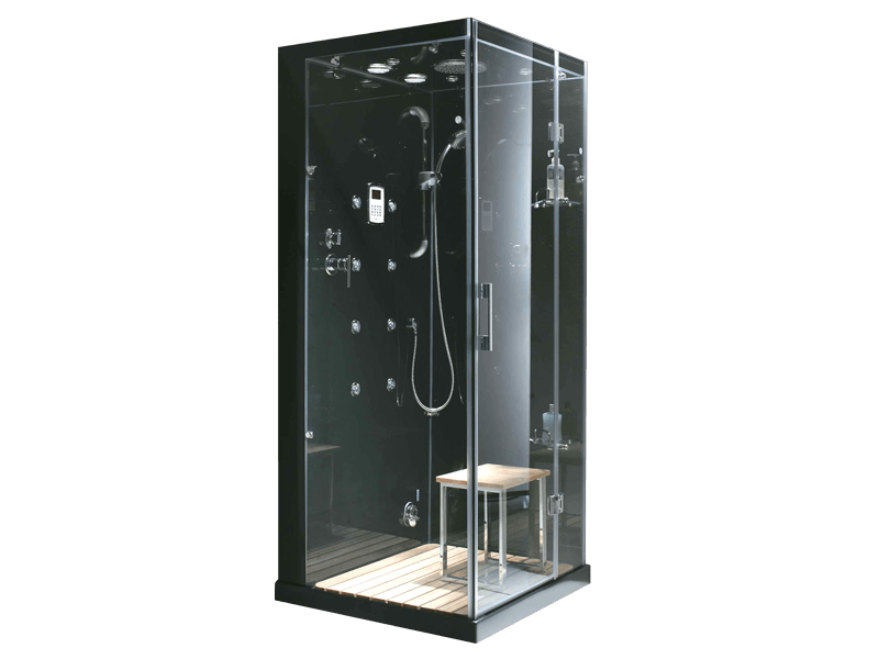 Contemporary Series Steam Showers