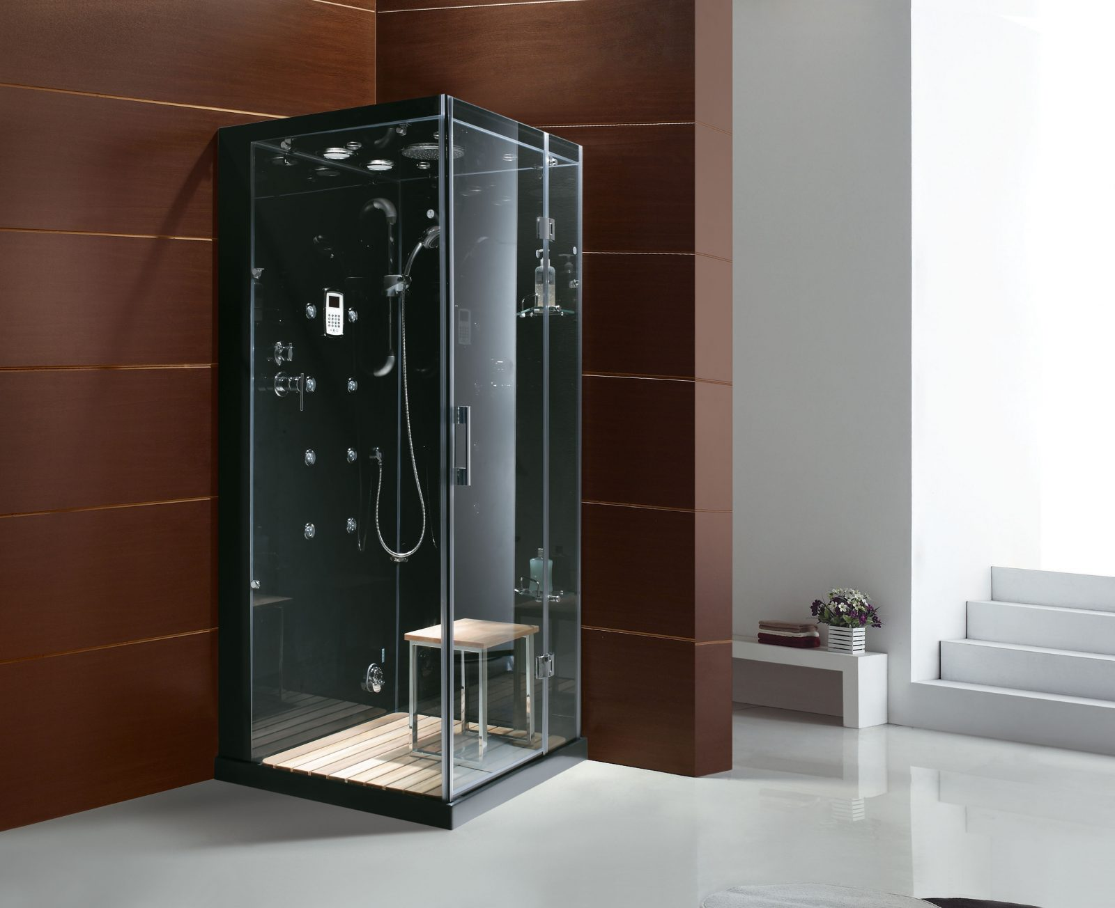 m a6023 right - Luxury Steam Showers